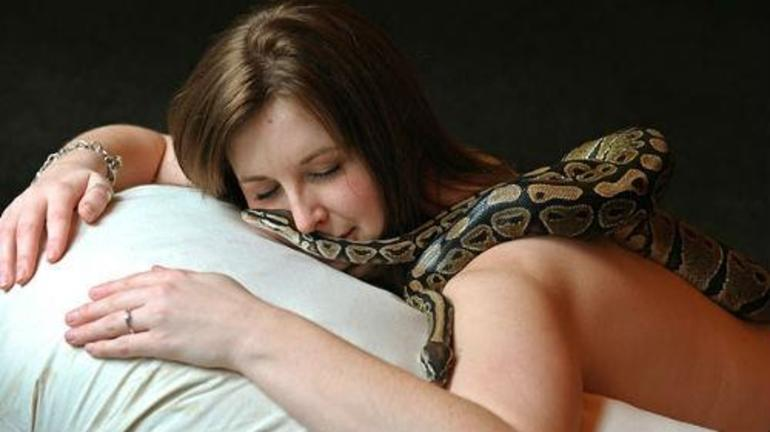 Особенности сновидения про змею