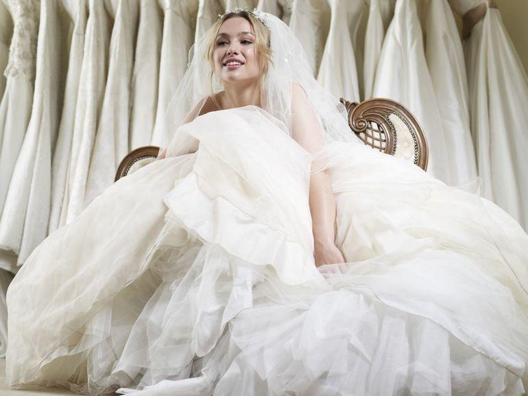 Толкование сна про свадебное платье