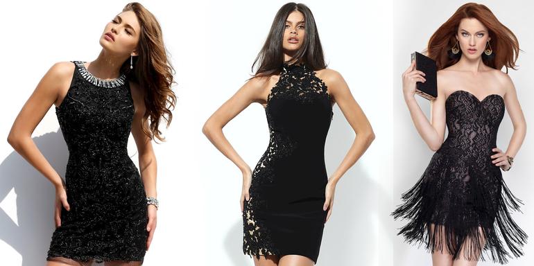 Видение красивого платья