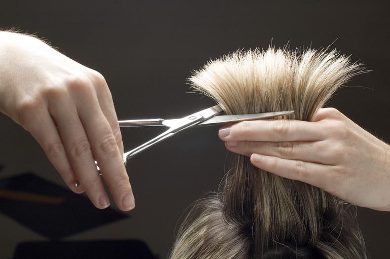 Стричь волосы во сне