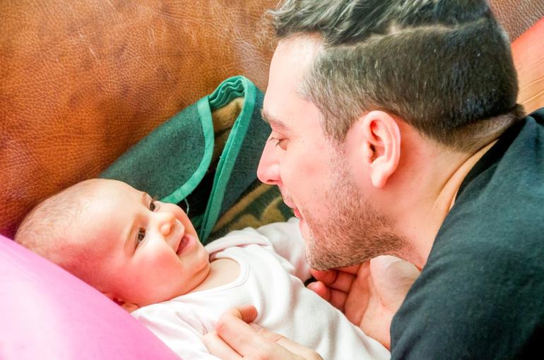 Сонник рождение ребёнка