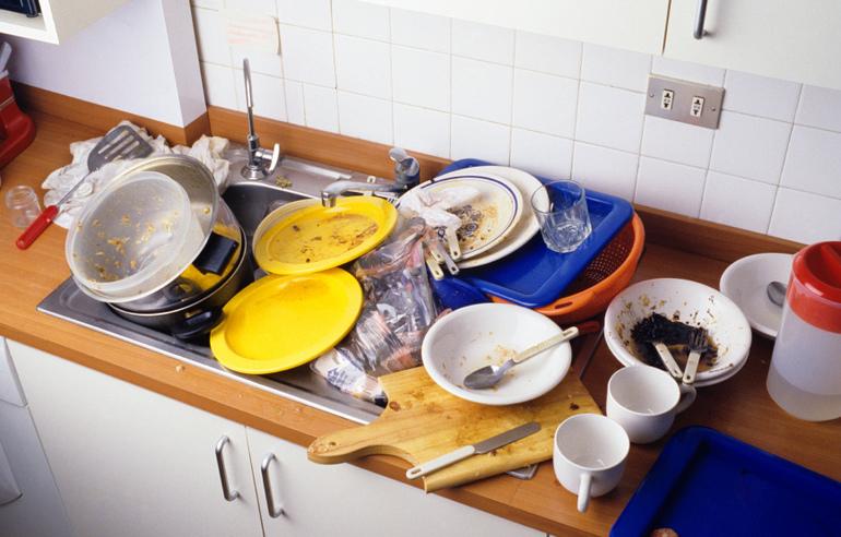 Видеть во сне грязную посуду в чужом доме thumbnail