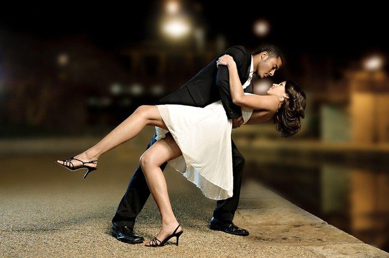 танцевать во сне с мужчиной
