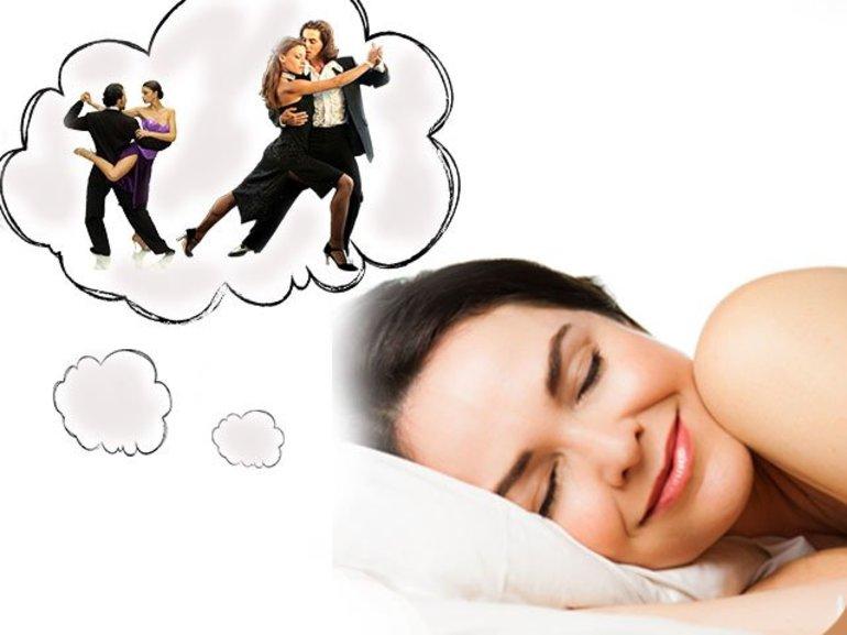 К чему снится танцевать во сне с мужем медленный танец thumbnail
