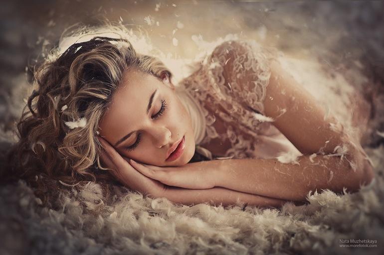 Во сне видеть себя красивой и нарядной