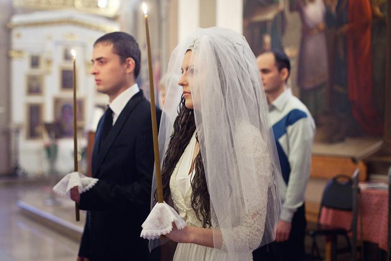 Бракосочетание с первым возлюбленным