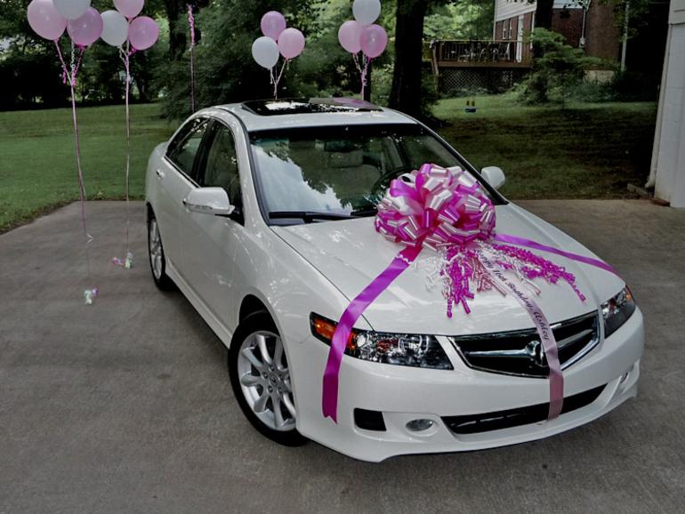 Получить машину в подарок