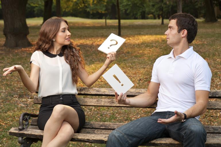 Разногласия между супругами