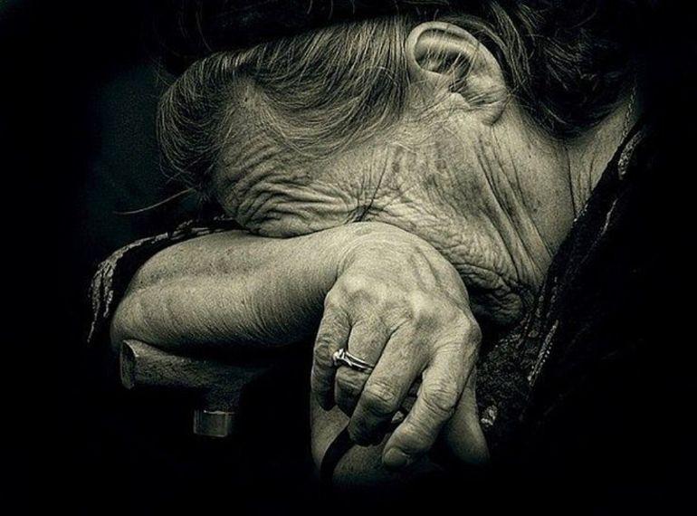 Если мама бывшего плачет,