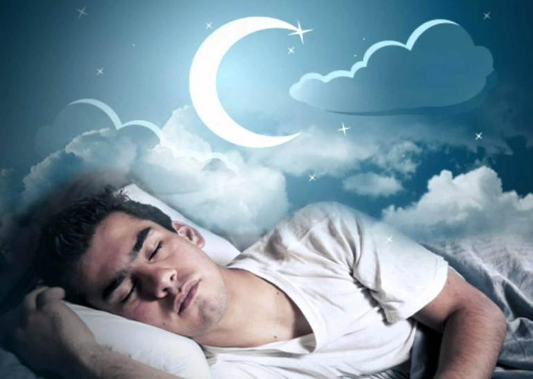 Кенгуру во сне