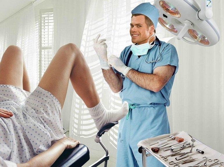 К чему снится гинеколог
