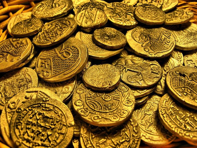 Найти во сне старинные монеты к чему thumbnail