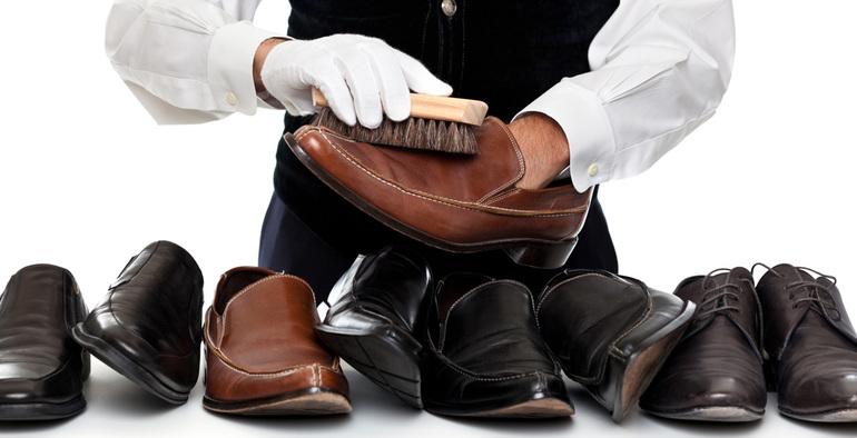 Видеть во сне, как чистишь обувь
