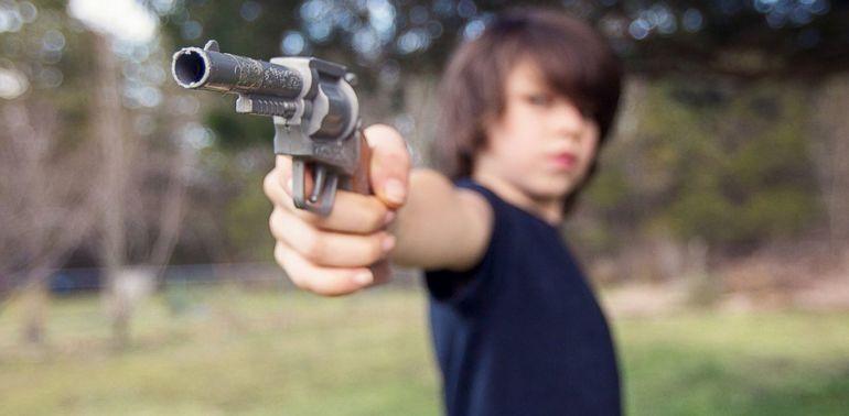 Стрельба из пистолета во сне
