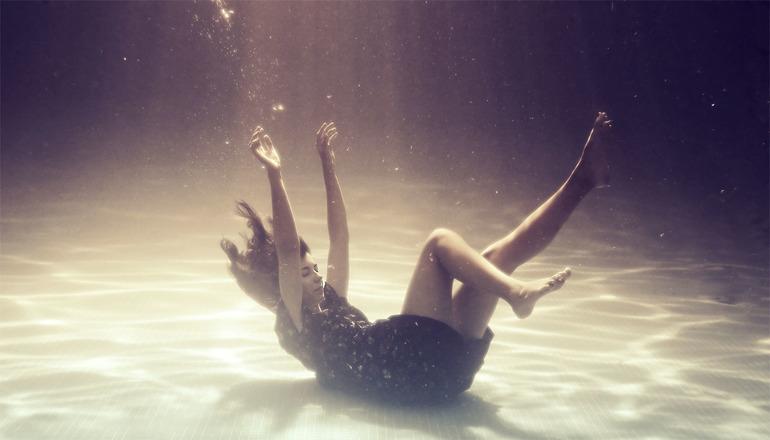 Гибель в воде