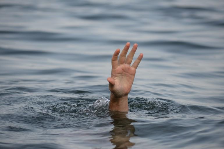 Если утонул в воде