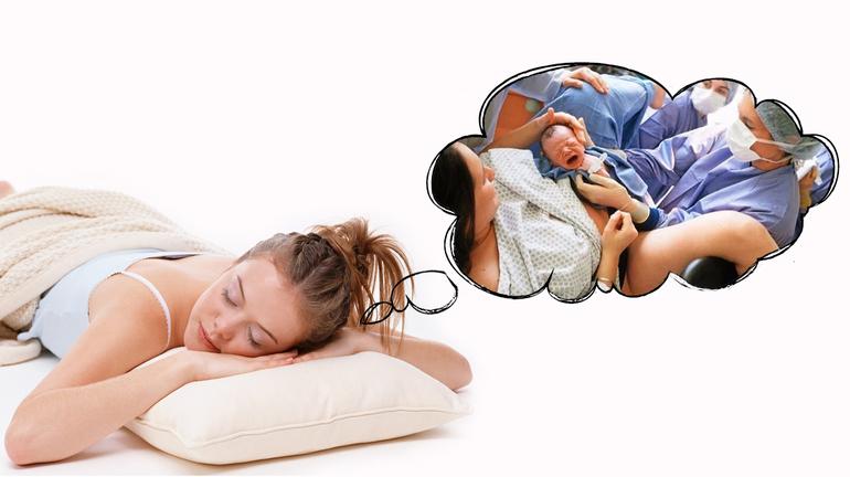 К чему снится что подруга родила