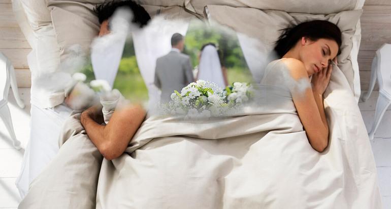 Сон бывший муж свадьба thumbnail