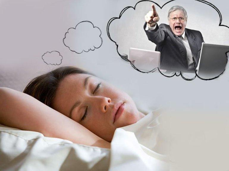 Толокование снов про коллег