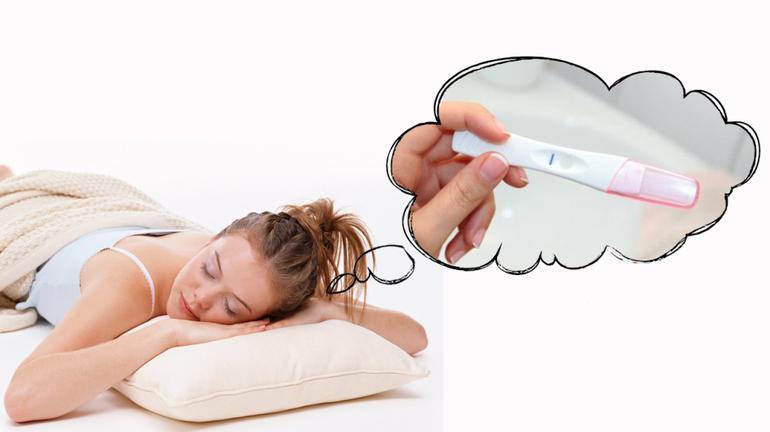 К чему снится беременность своя женщине замужней