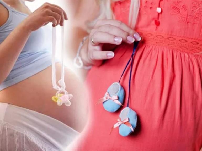 К чему видеть береммоность дочери