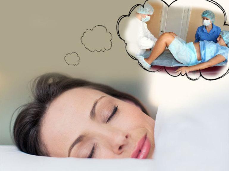 Беременность для незамужней девушки во сне - предсказывает позор и несчастья.