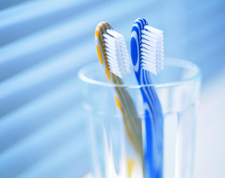 Сонник зубная щетка