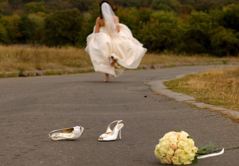 Толкование сна про побег со свадьбы
