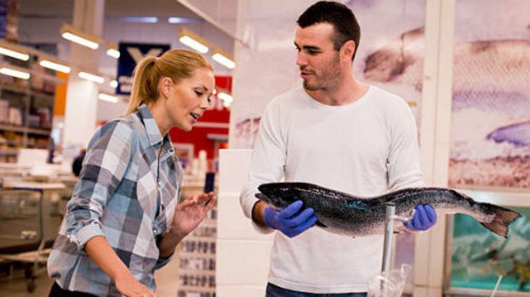 Купить рыбу во сне