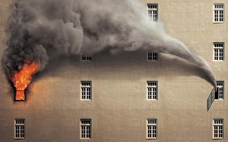 Пожар в квартире нюансы толкования по популярным сонникам