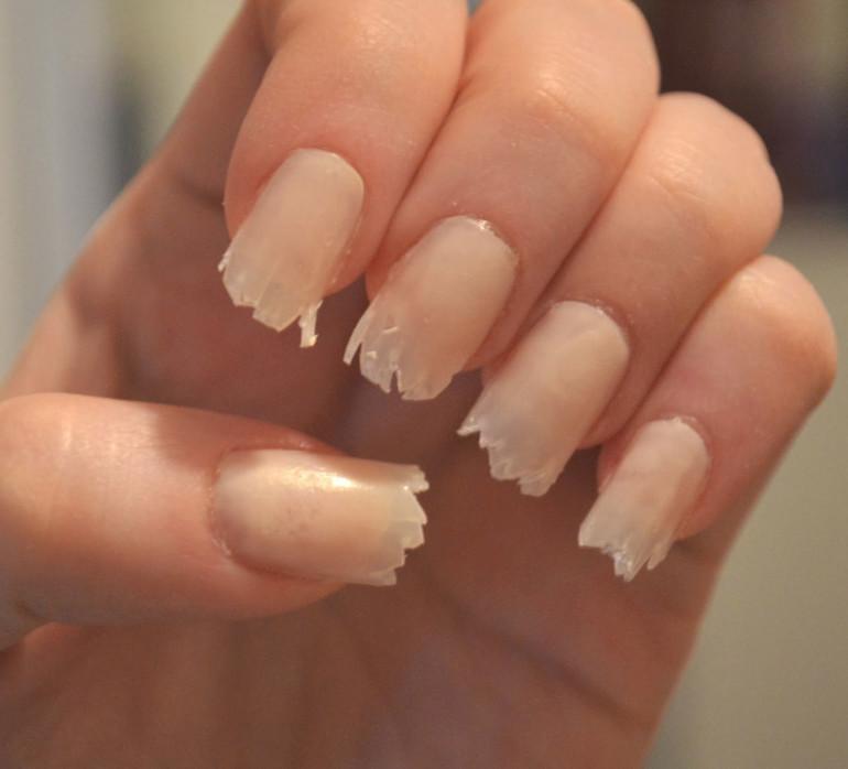 Сонник стричь ногти