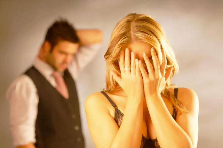 Измена мужа с другим мужчиной