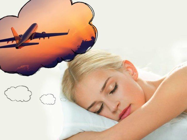 Сонник лететь на самолете