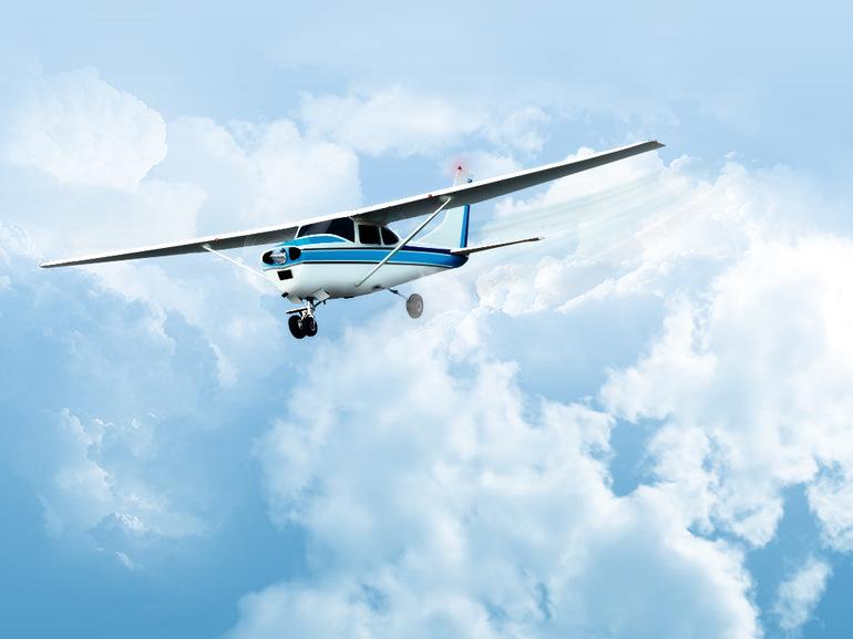 Взлет самолета во сне
