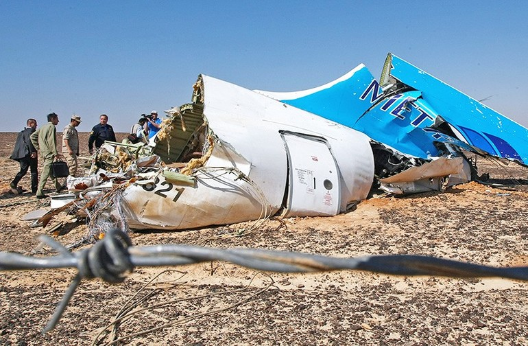 Авиакатастрофа во сне
