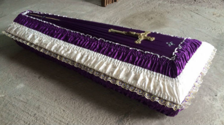 Видеть во сне гроб закрытый