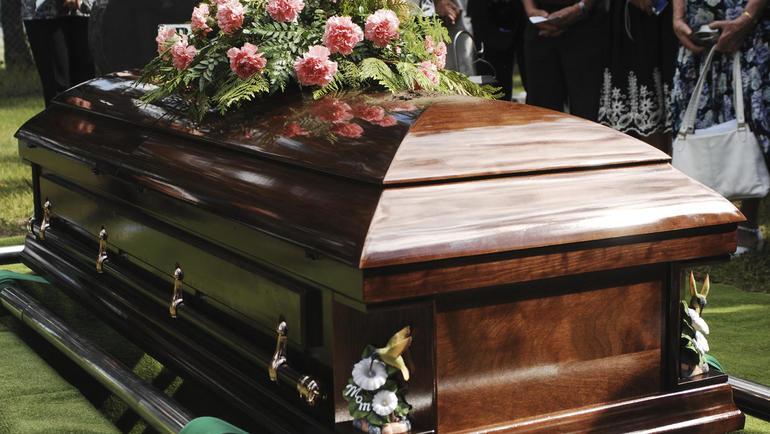 Толкование сна про похороны