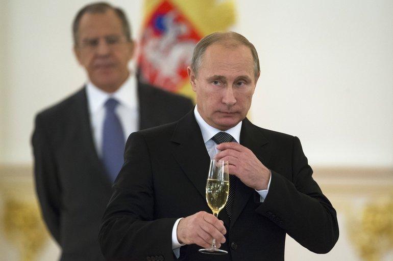 Сонник Путин