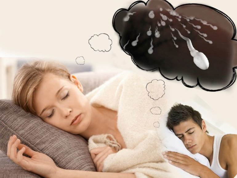 Сновидения со спермой