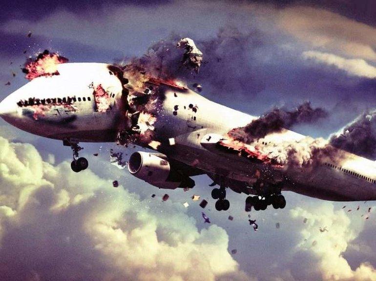 Сонник - самолёт разбился