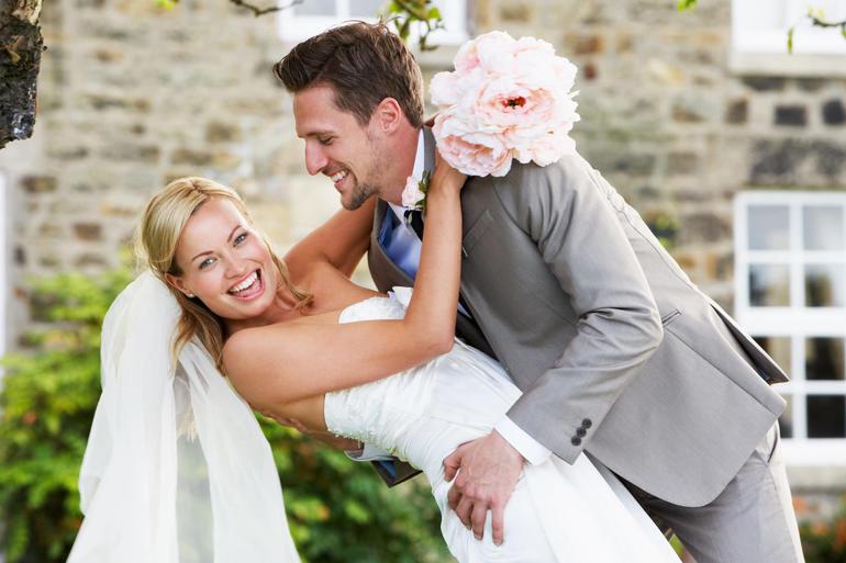 Выходить замуж за иностранца