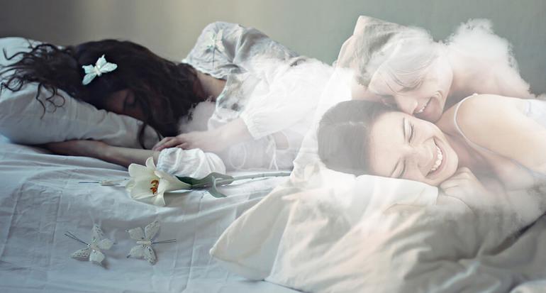 К чему девушке снится парень в ночь с понедельника на вторник