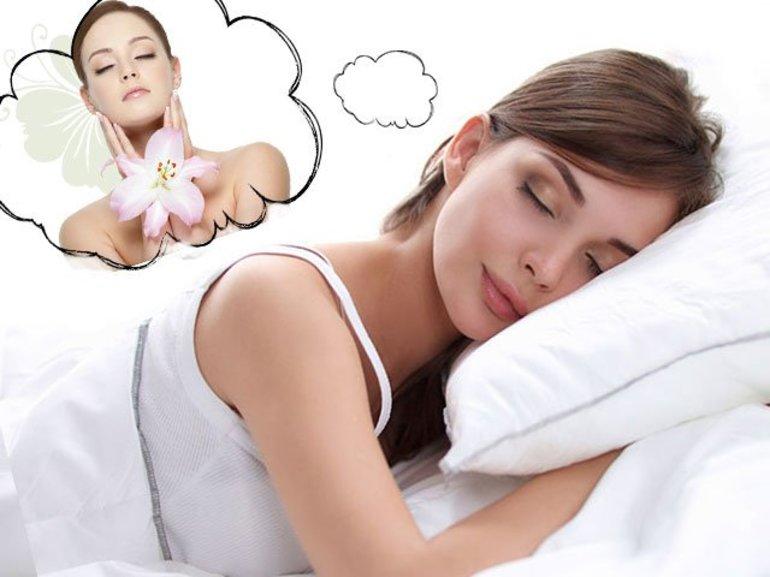 Видеть во сне себя красивой