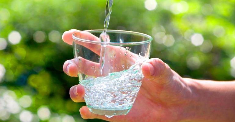 Видеть во сне, как пьешь воду