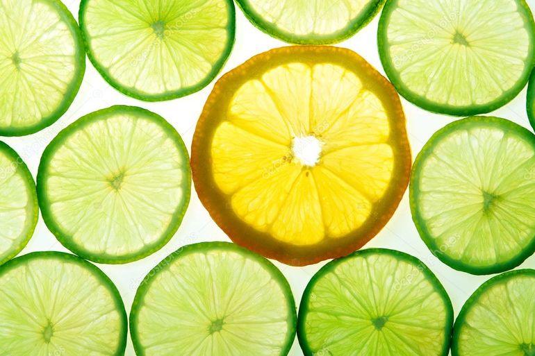 Сонник лимоны желтые