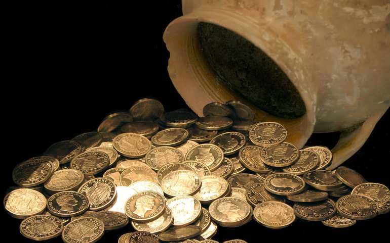 Сон монеты