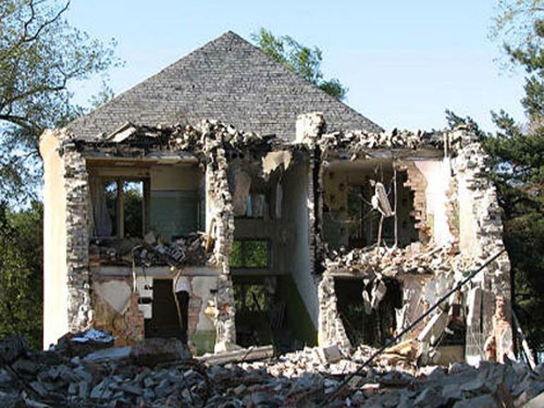 К чему снится разрушенный дом