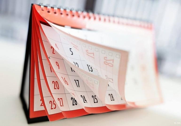 Значение сна по сезону года и дням недели