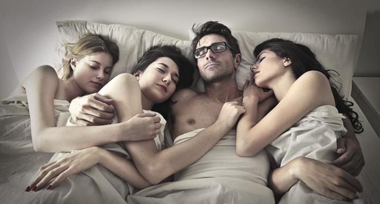 Сны о групповом сексе