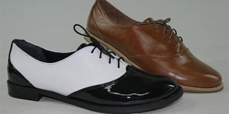 Увиденные непарные туфли